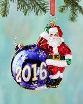 Christopher Radko Having a Ball Christmas Ornament