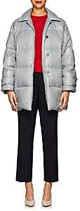 Thom Browne Women's Down-Quilted Coat - Gray