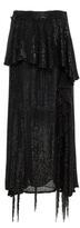 Prabal Gurung Simone Cascade Ruffle Skirt