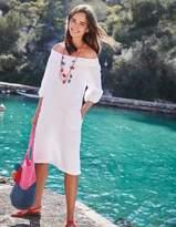 Boden Henrietta Linen Dress