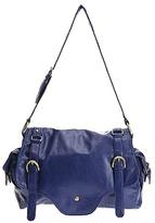 Buckle Messenger Bag