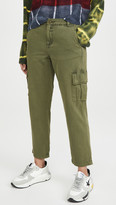 Blank Mary Jane Cargo Pants