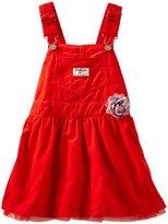 Osh Kosh Corduroy Jumper (Baby) - Red-3 Months