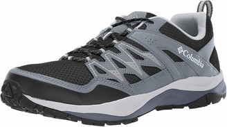 Columbia Men's Wayfinder Hiking Shoe Breathable High-Traction Grip