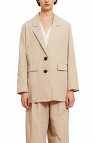 Fung Lan And Co. Oversized Blazer