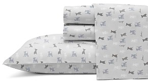 ED Ellen Degeneres Augie and Friends Sheet Set, Queen