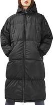 Topshop Women's Erin Puffer Jacket