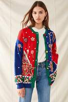 Urban Renewal Vintage Christmas Cardigan