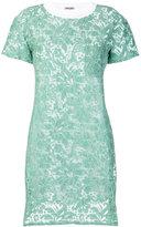 Miu Miu lace shift dress