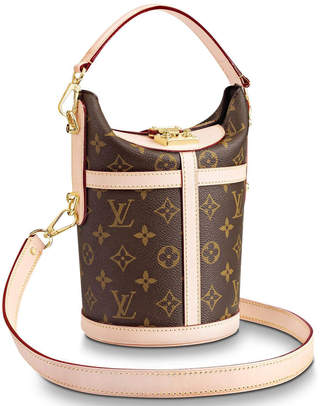Louis Vuitton Duffle Bag Monogram Brown