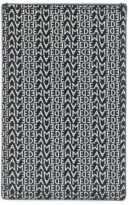 Medea Logo Print Cardholder