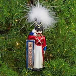 Kurt Adler Radio City Soldier Ornament