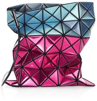 Bao Bao Issey Miyake Platinum Stardust Crossbody Bag