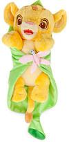 Disney Disney's Babies Simba Plush and Blanket - Small - 10''