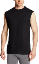 Spalding Men's Basic Cottom Muscle T-Shirt