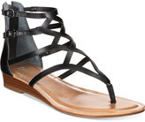 Bar III Vida Wedge Sandals, Created for Macy's