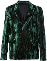 Ann Demeulemeester textured blazer