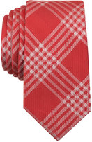 Bar III Men's Canton Plaid Skinny Tie, Only at Macy's