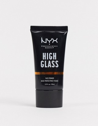NYX High Glass Primer - Sandy Glow