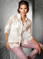 Heine Lace Blouse & Top