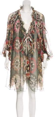 Chloé 2016 Silk Dress
