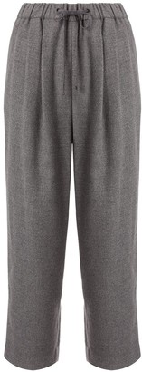 Enfold Drawstring Trousers