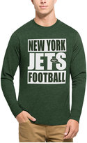 '47 Men's New York Jets Compton Club Long-Sleeve T-Shirt