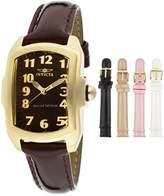 Invicta Women's 12632 Lupah Analog Display Swiss Quartz Brown Watch