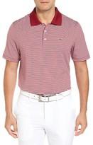 Vineyard Vines Men's 'Porter' Stripe Jersey Polo