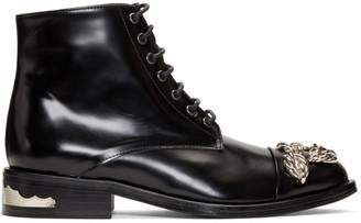 Toga Pulla Black Knot Boots