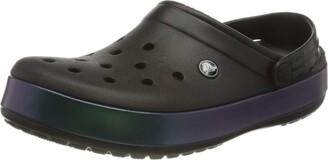 Crocs Crocband Printed Glitter Clog