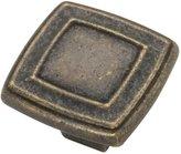 Hickory Hardware Corinth Knob (Set of 10) (Windover Antique)