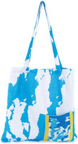 Wan Hung - Hainan tote bag - men - Cotton/Acrylic - One Size