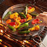 Sur La Table Stainless Steel Pepper Roasting Basket