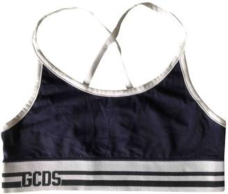GCDS Blue Top for Women