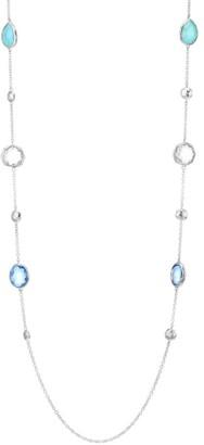 Ippolita Rock Candy Sterling Silver & Multi-Stone Necklace