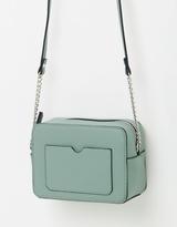 Mng Ronda Pocket Crossbody Bag