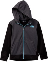 The North Face Tech Glacier Full Zip Hoodie (Big Boys)
