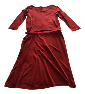 Filippa K Red Viscose Dresses