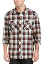 Icebreaker Merino Lodge Wool Woven Shirt.