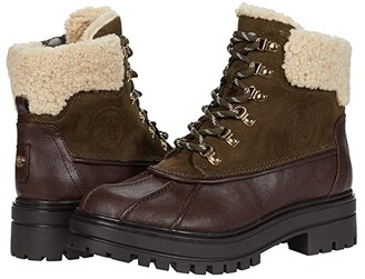 Tommy Hilfiger Finil (Dark Brown) Women's Boots