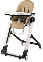 Peg Perego Siesta High Chair in Noce Beige
