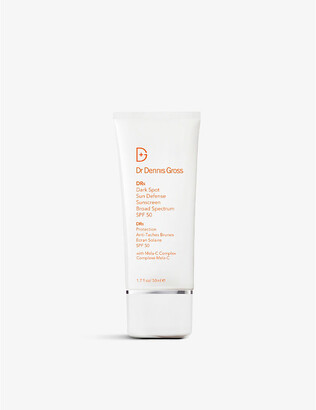 Dr. Dennis Gross Skincare Dr Dennis Gross Dark Spot Sun Defense Broad Spectrum Sunscreen SPF 50 50ml