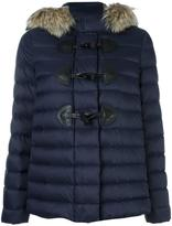 RED Valentino hooded puffer jacket
