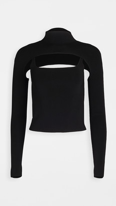 Dion Lee Hoisery Stirrup Top