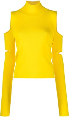 MM6 MAISON MARGIELA Convertible Cut-Out Pullover
