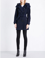 Burberry Balmoral taffeta trench coat