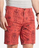 """Tommy Hilfiger Men's Formula One Graphic-Print 9"""" Shorts, Created for Macy's"""