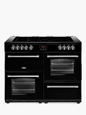 Belling Farmhouse 110E Electric Range Cooker with Ceramic Hob
