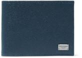 Dolce & Gabbana - Pebble-grain Leather Billfold Wallet